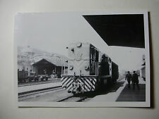 ESP847 - 1950/60s FC ECONOMICAS de ASTURIAS Railway ~ LOCO No101 PHOTO Spain