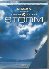 WARREN MILLER'S STORM DVD - WINTER SPORTS / SKIING