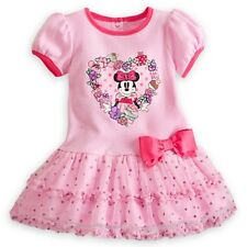MINNIE MOUSE BALLET DRESS BABY 3/6 MOS MATCHING BLOOMERS TULLE RUFFLES BOW