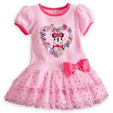 MINNIE MOUSE BALLET DRESS BABY 6/12 MOS MATCHING BLOOMERS TULLE RUFFLES BOW
