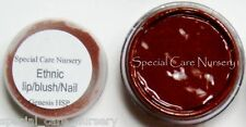 Genesis heat set paint 2g/ml ETHNIC LIP BLUSH NAIL -Buy any 5 pots get one FREE!