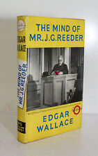 Mind of Mr J G Reeder Edgar Wallace Yellow Jacket 1941 Film Edition Crime