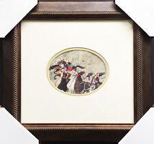 """Graciela Rodo Boulanger """"POLO I"""" Newly CUSTOM FRAMED Print - Lithograph Art"""