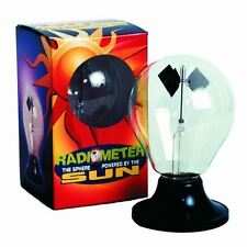 Radiometer Sphere Powered by the Sun Science Project Spinning Vanes
