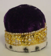 Miniature Crown Jewels Cap of Mary of Modena
