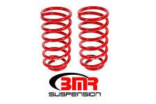 """BMR Suspension SP029, Lowering Springs, Rear, 1"""" Drop, 79-04 Mustang"""