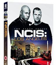 NCIS LOS ANGELES Complete Season 5 DVD Box Set Series N.C.I.S. LA Fifth 5th