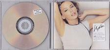 Kylie Minogue - Can't Get You Out Of Head - Deleted UK CD1 (Radio Promo)