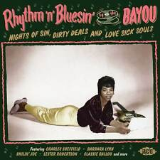 Various Artists - Rhythm'n'Bluesin' By The Bayou Volume 15 (CDCHD 1478)