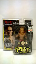 Round 5, UFC Ultimate Collector Series 11 Figure, Georges St. Pierre Edition