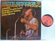 LP,  Pete Seeger, Freight Train, Neuzustand, Mint