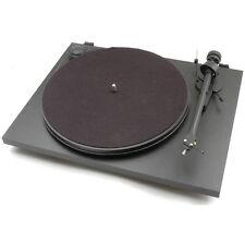 Pro-Ject Essential II Plattenspieler (Matt Schwarz) incl. Ortofon OM 5E NEU+OVP!
