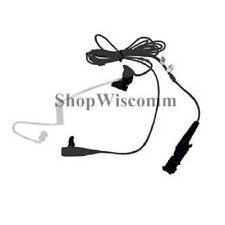 Motorola PMLN5724A PMLN5724 2-Wire Surveillance Kit with tube Black XPR3300 3500