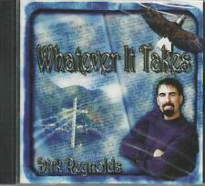 Music CD Dirk Reynolds Whatever It Takes