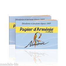 Carnet Année Arménie - PAPIER ARMENIE - Lot de 2 Carnets