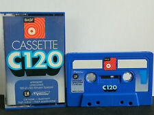 BASF LH  C 120 Low Noise  Compact Cassette 1971-1973 Audio-Cassette Tape 1*