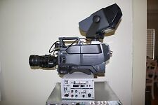 Sony DXC-D55ws CCU-TX50 Camera Set SDI