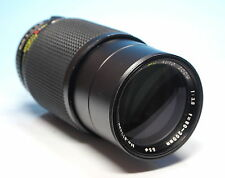 SUPER Albinar MC Auto Zoom 1:3 .8/80 -200 obiettivo Lens/per/for m42 - (202462)