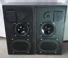 Schwere Eigenbau Lautsprecher Boxen mit KEF + Dynavox + Philips Chassis