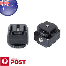 Flash Hot shoe Mount adapter C-S1 For Canon Nikon DSLR Cameras to Sony - C216