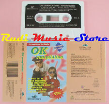 MC OK COMPILATION Paperino classic OK COLLECTION 11 MC italy  cd lp dvd vhs