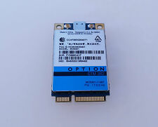 Option GTM382 HSDPA EDGE GPS Mini PCI-E 3G WWAN Wifi Wireless Card
