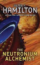 The Neutronium Alchemist by Peter F. Hamilton (Paperback, 1998)