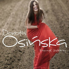 Dorota Osinska - Kamyk zielony (CD) 2010 NEW