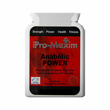 ANABOLIC iPRO MAXim -MASS ADVANCED BODYBUILDING SUPPLEMENT ANABOLIC SUPPORT