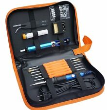 Small Portable Soldering Iron Full Set Tools Kit For Jewelry Wires Circuits Home