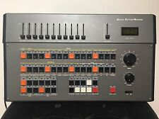 RARE! Vermona DRM DDR Vintage *ANALOG* Drum Machine *PRO SERVICED* Tr808 Tr909