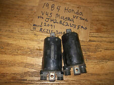 HONDA Magna VF 700 C 1984 ignition coils I have more parts for this bike/others