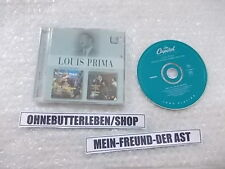 CD Jazz Louis Prima Orch - Call Of The Wildes / Wildest Show (19 Song) EMI