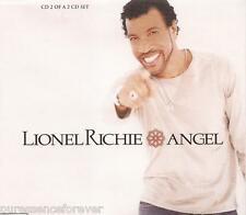 LIONEL RICHIE - Angel (UK 3 Track CD Single Part 2)