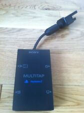Official Sony BLACK MULTITAP for the Original Fat PS2 SCPH-10090 Multi Tap 4