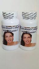 Hydrolized Collagen 2, Vitamin C, hidrolizado, colageina 10, colageno, caracol