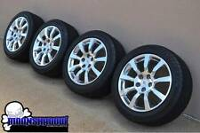 """18"""" GM CADILLAC CTS OEM FACTORY POLISHED WHEELS RIMS MICHELIN TIRES 9597873"""