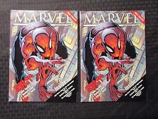 1998 Oct MARVEL Catalog Magazine VF+ 8.5 John Byrne - Deadpool - Spider-Man