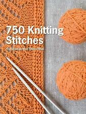 850 KNITTING STITCHES -  (HARDCOVER) NEW