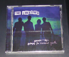 THE LIBERTINES ANTHEMS FOR DOOMED YOUTH CD SCHNELLER VERSAND NEU & OVP