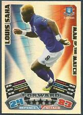 TOPPS MATCH ATTAX 2011-12- #378-MOTM-EVERTON-LOUIS SAHA