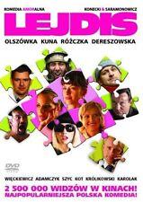 LEJDIS    DVD  POLISH POLSKI