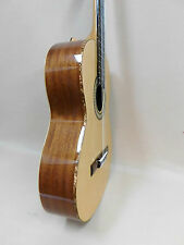 "Miguel Rosales Model 9 Solid Top ""Tan Shell"" Classical Guitar + Gig Bag, Strings"