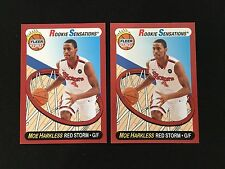 (2) MOE HARKLESS ST JOHNS COLLEGE ROOKIES FLEER 2012-13 RC BASKETBALL CARDS
