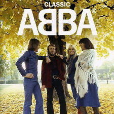CD Album ABBA Classic Abba (Fernando, Two Of Us, So Long) Universal OVP