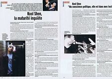 Coupure de presse Clipping 2004 Kool Shen   (2 pages)