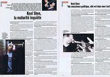 Coupure de presse Clipping 2004 Kool Shen   (2 pages)