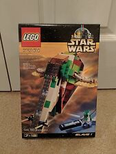 LEGO Star Wars SLAVE I 7144 Rare Sealed Set Boba Fett Han Solo 2000
