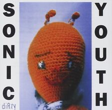 Sonic Youth - Dirty (180g, 2LP Vinyl, MP3) Back To Black, DGC, 4734935, NEU+OVP!