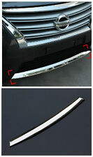 ABS Front Lower Bumper Decor Cover Trim FOR 2013-2015 NISSAN SENTRA PULSAR SV